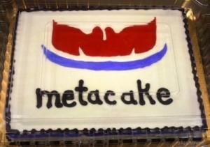 Metacake cake